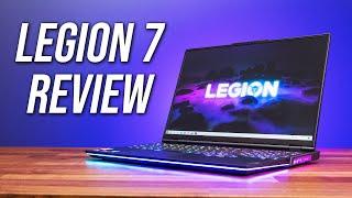 Lenovo Legion 7 Review - Best Ryzen Gaming Laptop of 2021?