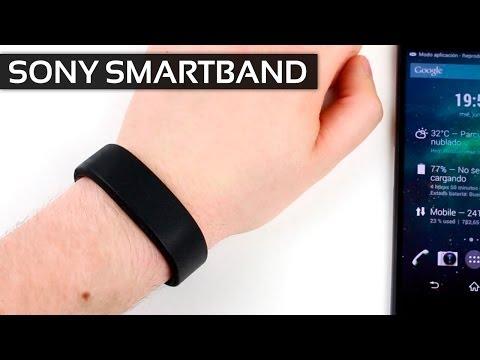 Sony Smartband