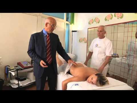 Mosca clinica per il trattamento del rating colonna vertebrale