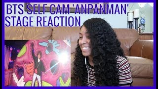[BTS FESTA 2019] BTS 'Anpanman' Self Cam Stage REACTION