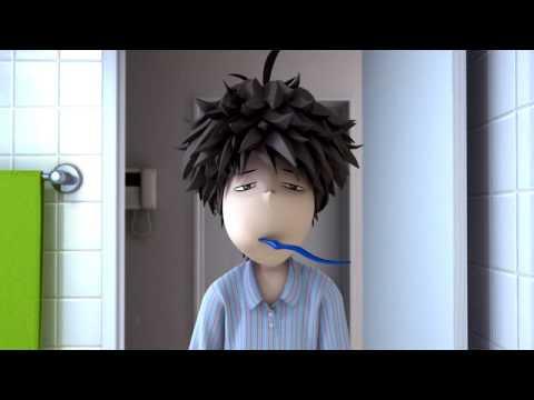 alarm award winning best 3d animation short film