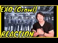 EXO 엑소 '으르렁 (Growl)' MV (Korean Ver.) Reaction