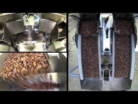 All-Fill Inc | VF-210 ST | Vibratory Feeder | Product Demonstration VF-ST Series