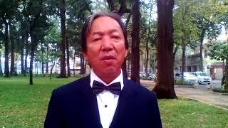 DamQuangTuan Dam /Opera Tenor singer/ La donna è mobile/Rigoletto/G.Verdi/Non effect recording style