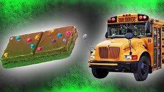 Eating Weed Brownies In School!?