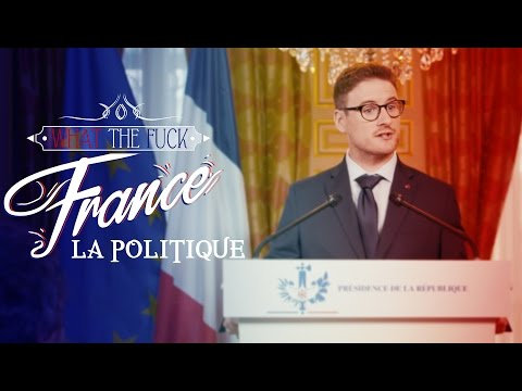 """What The Fuck France"" - La Politique - CANAL + & Paul Taylor"