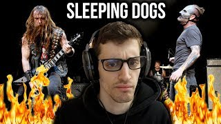 "ABCs Of Metal   [Z]   ZAKK WYLDE FT. COREY TAYLOR   ""Sleeping Dogs"" REACTION"