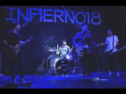 Infierno 18 video Al sur - Teatro Sony 2015