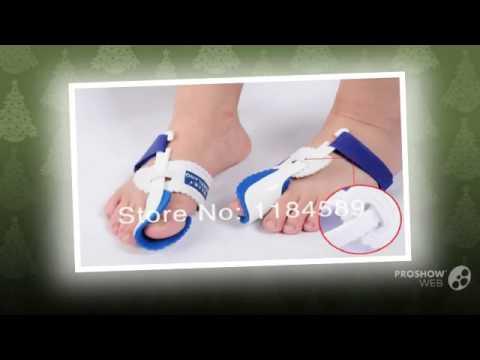 Обувь при вальгусной деформации для детей