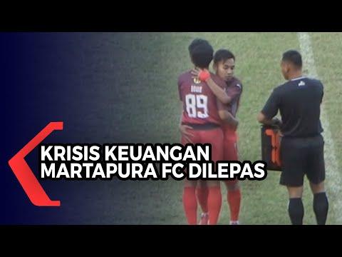 Krisis Finansial, Martapura FC Diakuisisi Menjadi Dewa United FC