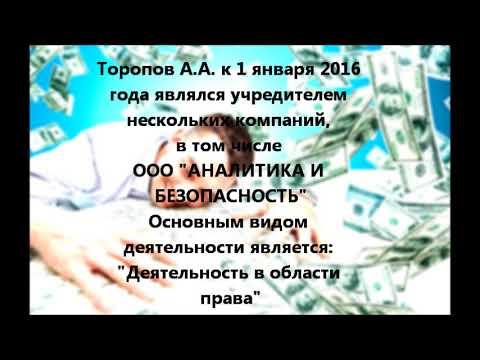 Депутат Щенников (часть 2)