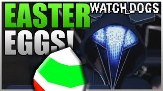 Watch Dogs EASTER EGGS! (Watch_Dogs)