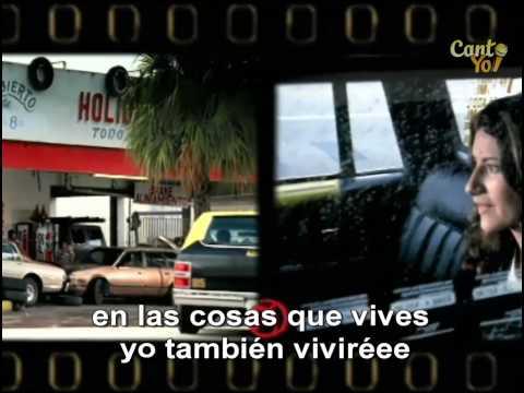 , title : 'Laura Pausini - Las cosas que vives (Official CantoYo Video)'