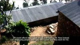 preview picture of video 'Ropes of Hope- connecting to the villages'