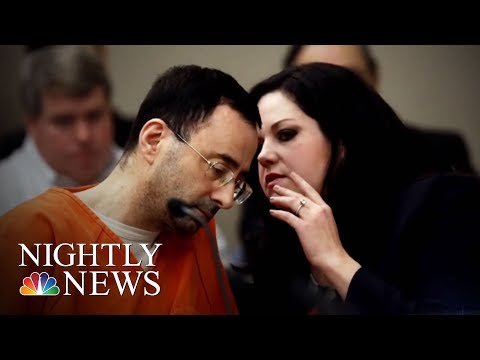 Olympic Committee Was Told In 2015 Of Suspected Abuse By Larry Nassar   NBC Nightly News