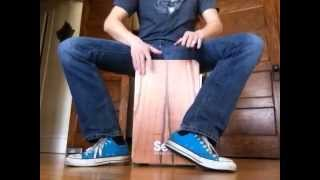 Cajon Practice Session Videos 9