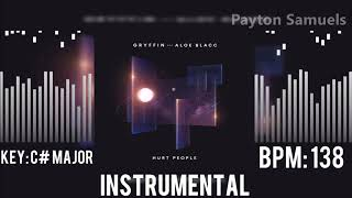 Gryffin Feat. Aloe Blacc   Hurt People (Instrumental)