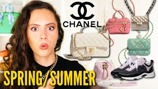 *CUTE!!* NEW Chanel Collection 2021 | Bags, SLG, Shoes & Jewelry