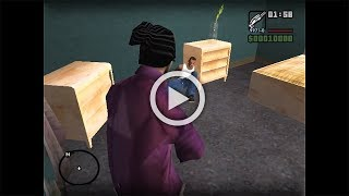 Я убил Сиджея в GTA San Andreas!