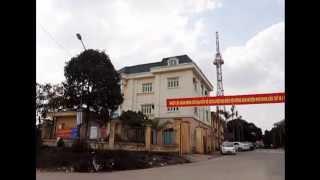 preview picture of video 'Thị trấn Phong Châu Phù Ninh Phú Thọ.10-2012'