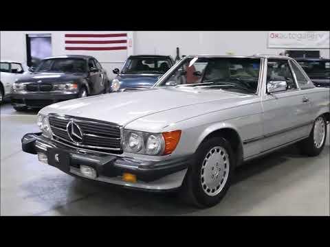 Video of '86 560SL - LHBT