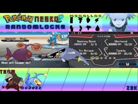 Mejores Momentos Pokemon Negro 2 Randomlocke