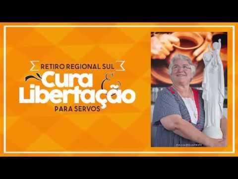 Retiro Regional Sul de Cura e Libertação para Servos | Convite da Pregadora Chica