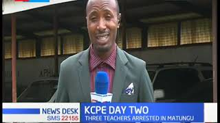 KCPE Day Two: National Exams enter second day