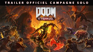 DOOM Eternal – Trailer officiel de la campagne solo (E3 2019)