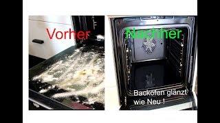 Backofen Reinigen Schnell Und Einfach Samye Populyarnye Video