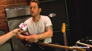 Artist Interview - Foo Fighters' Chris Shiflett