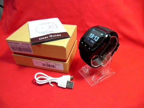 Smart Watch R-Watch Bluetooth M26 с магазина Banggood.