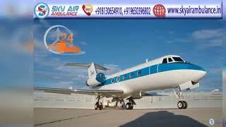 Pick Air Ambulance in Bhubaneswar with Life-Saving Medical Facility