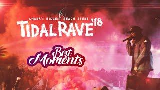Biggest Beach Party In Ghana (Tidal Rave 2018) | VLOG 036