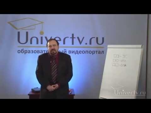 """Личность и её понятие (лекция """"Типологический анализ личности и характера"""", ч.1)"""