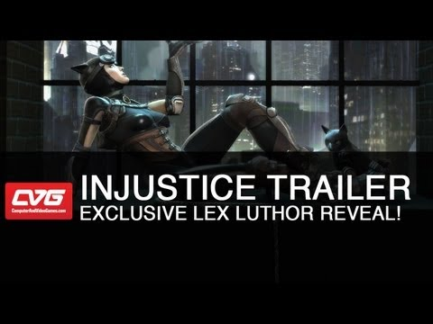 Nový Injustice trailer