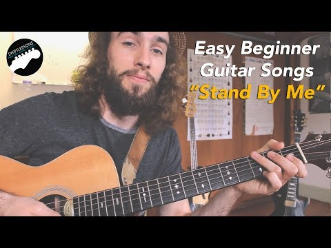 Learn How to Play Stand By Me on Guitar- Easy Guitar Song