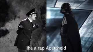 Adolf Hitler vs. Darth Vader [All 3] Epic Rap Battle Of History!