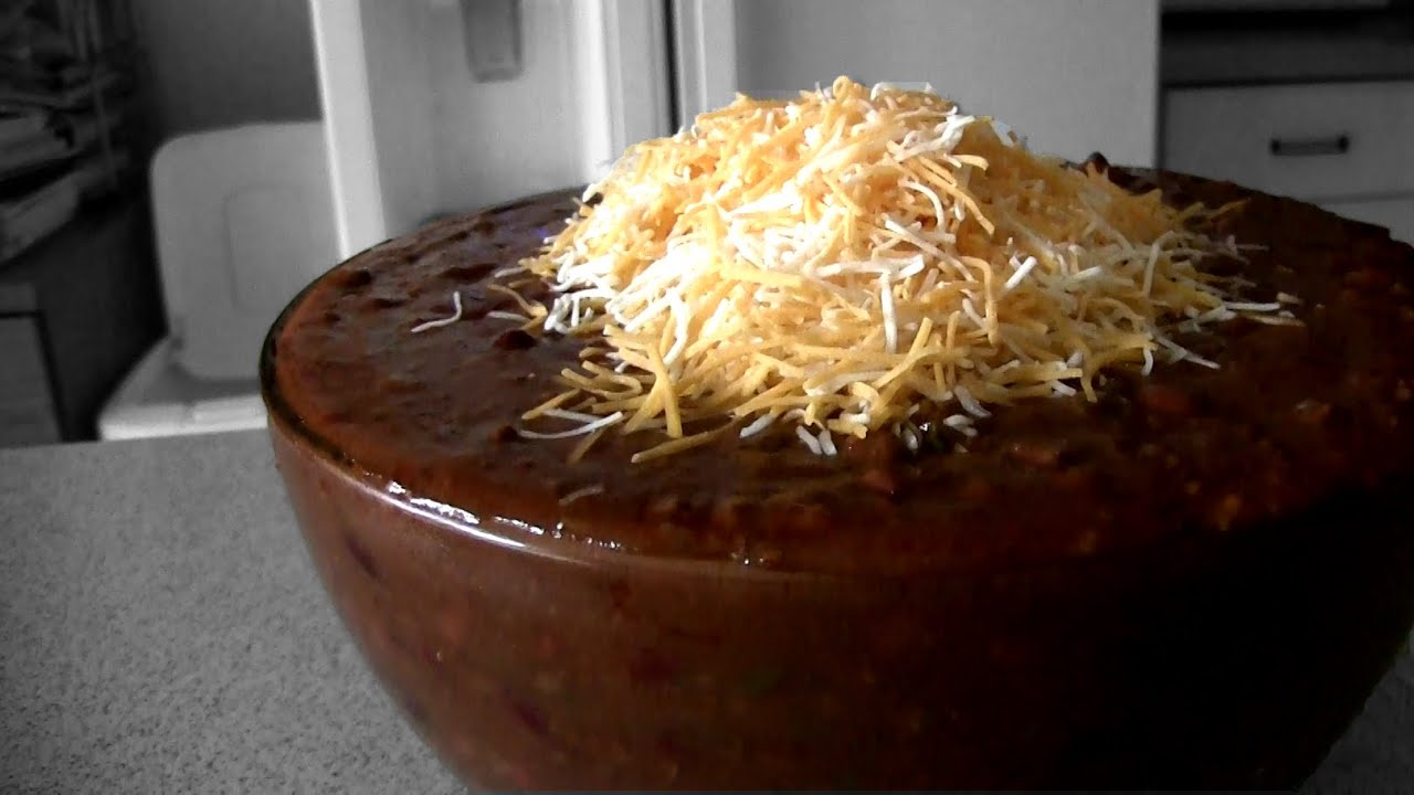 "The ""Superbowl"" of Chili... (9000+ Calories) thumbnail"