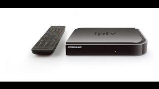 Formuler IPTV Tanıtım Eksen Uydu Sistemleri