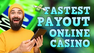 Best Online Casinos for Fast Payouts 🎰 Top 5 Fast-Paying Online Casinos ✅