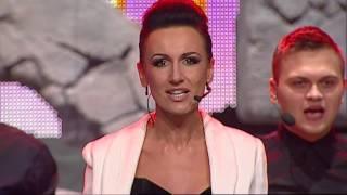 Katazina ir Kastoninis choras - Supermiestas 2015 - Nemoku meluot