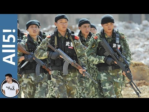 5 Strongest Militaries In The World!
