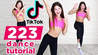 What All Do You Want From Me 223 Dance Tutorial   Step By Step   Tik Tok Dance Tutorial