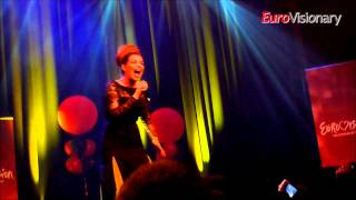 Rona Nishliu - Suus - Eurovision Song Contest - Albania 2012 - From EIC Dancefloor