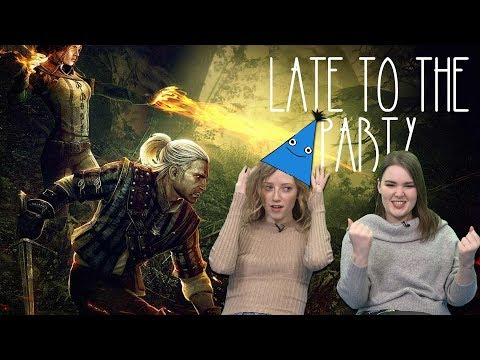 Let's Play The Witcher 2 – Late to the Party