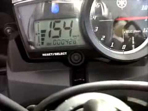 top speed Yamaha R15 kit Daytona