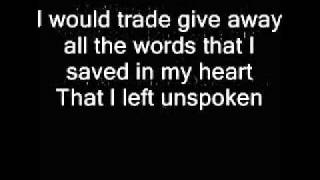 Rascal Flatts - What hurts the most + Lyrics