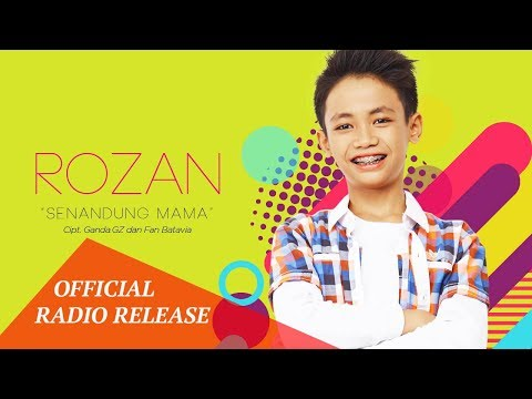 Rozan Rilis Single Senandung Mama