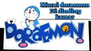 Cara Menggambar Doraemon 3d Di Tembok Free Online Videos Best
